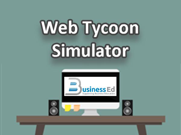 Web Tyccon Simulator