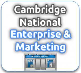 Cambridge National in Enterprise and Marketing